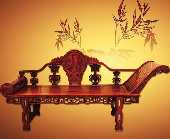 红木家具需保养 家具兼收藏两不误