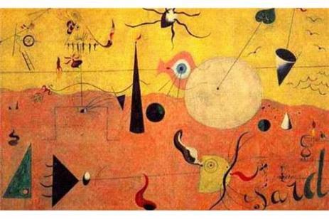 年代:    系列:油画     题材:风景 查看大图 收藏 霍安·米罗